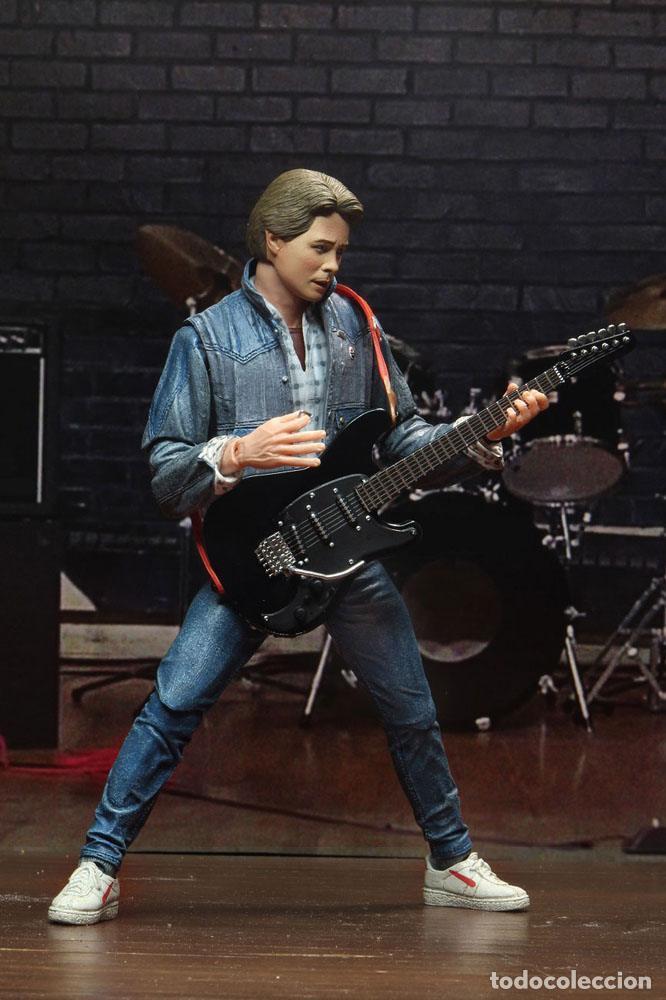 Figuras de acción: Figura Ultimate Marty McFly (Audition) 18 cm - Back to the Future - Neca - Foto 5 - 268620659