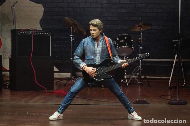 Figuras de acción: Figura Ultimate Marty McFly (Audition) 18 cm - Back to the Future - Neca - Foto 6 - 268620659