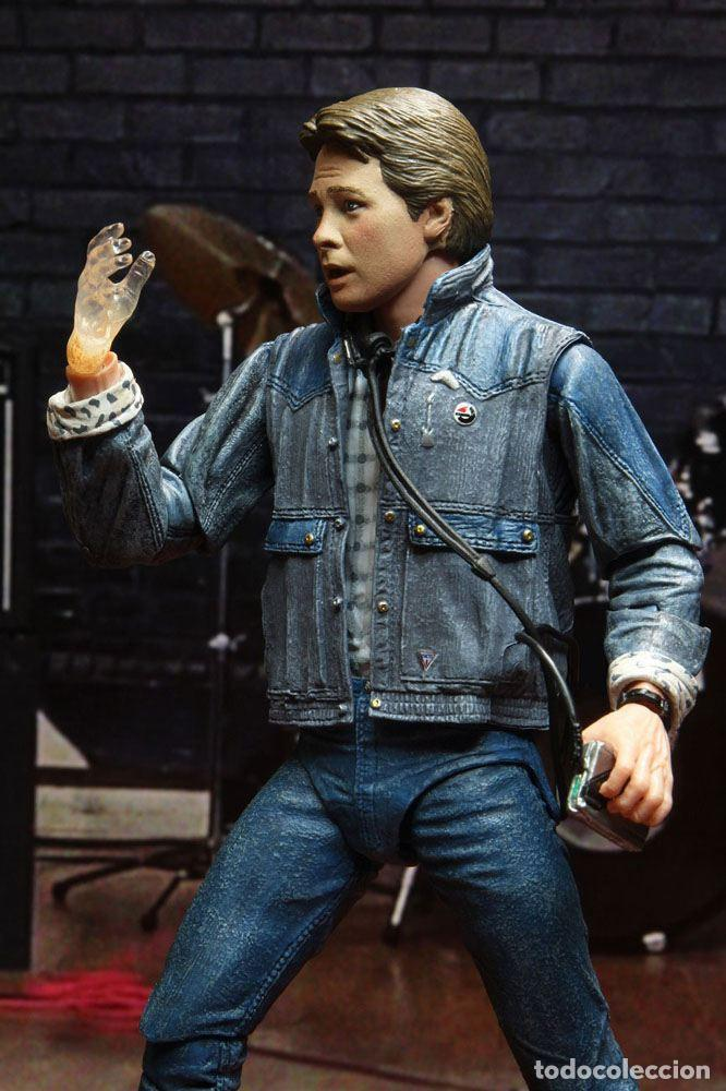 Figuras de acción: Figura Ultimate Marty McFly (Audition) 18 cm - Back to the Future - Neca - Foto 7 - 268620659