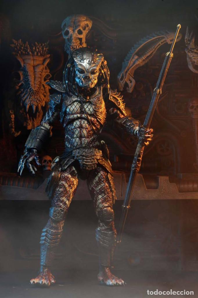 Figuras de acción: Figura Ultimate Guardian Predator 20 cm - Predator 2 - Neca - Foto 2 - 268621254