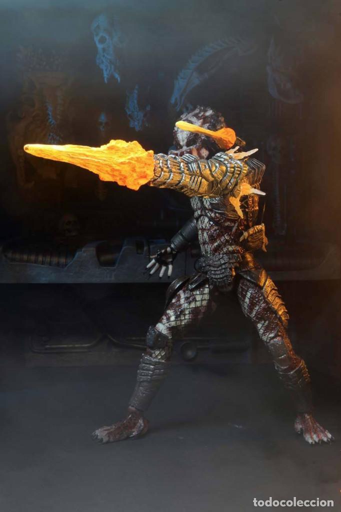 Figuras de acción: Figura Ultimate Guardian Predator 20 cm - Predator 2 - Neca - Foto 3 - 268621254