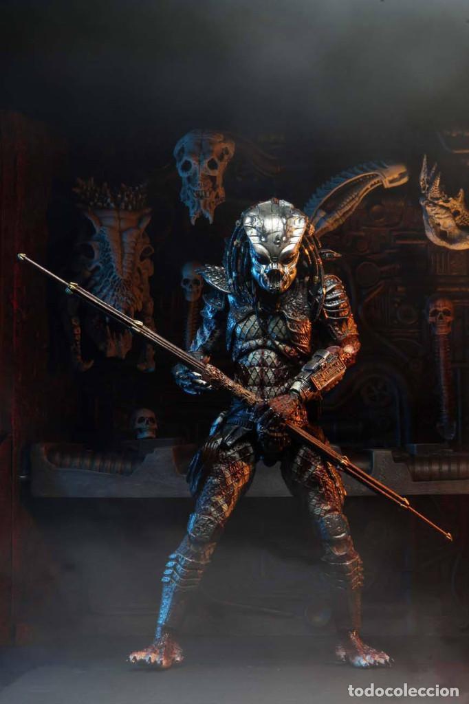 Figuras de acción: Figura Ultimate Guardian Predator 20 cm - Predator 2 - Neca - Foto 4 - 268621254