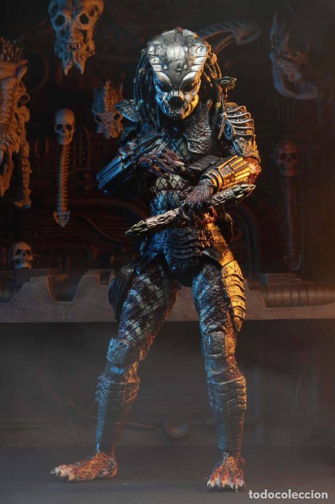 Figuras de acción: Figura Ultimate Guardian Predator 20 cm - Predator 2 - Neca - Foto 5 - 268621254