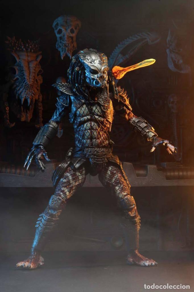 Figuras de acción: Figura Ultimate Guardian Predator 20 cm - Predator 2 - Neca - Foto 6 - 268621254