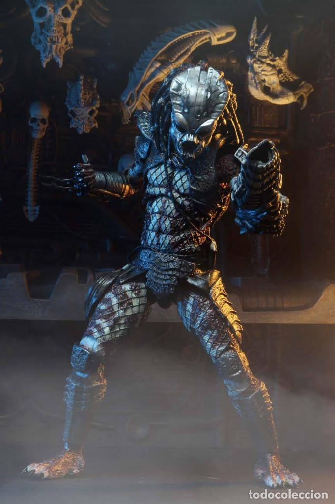 Figuras de acción: Figura Ultimate Guardian Predator 20 cm - Predator 2 - Neca - Foto 7 - 268621254