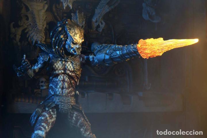 Figuras de acción: Figura Ultimate Guardian Predator 20 cm - Predator 2 - Neca - Foto 8 - 268621254