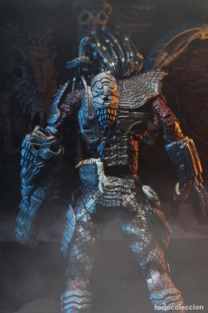 Figuras de acción: Figura Ultimate Guardian Predator 20 cm - Predator 2 - Neca - Foto 9 - 268621254