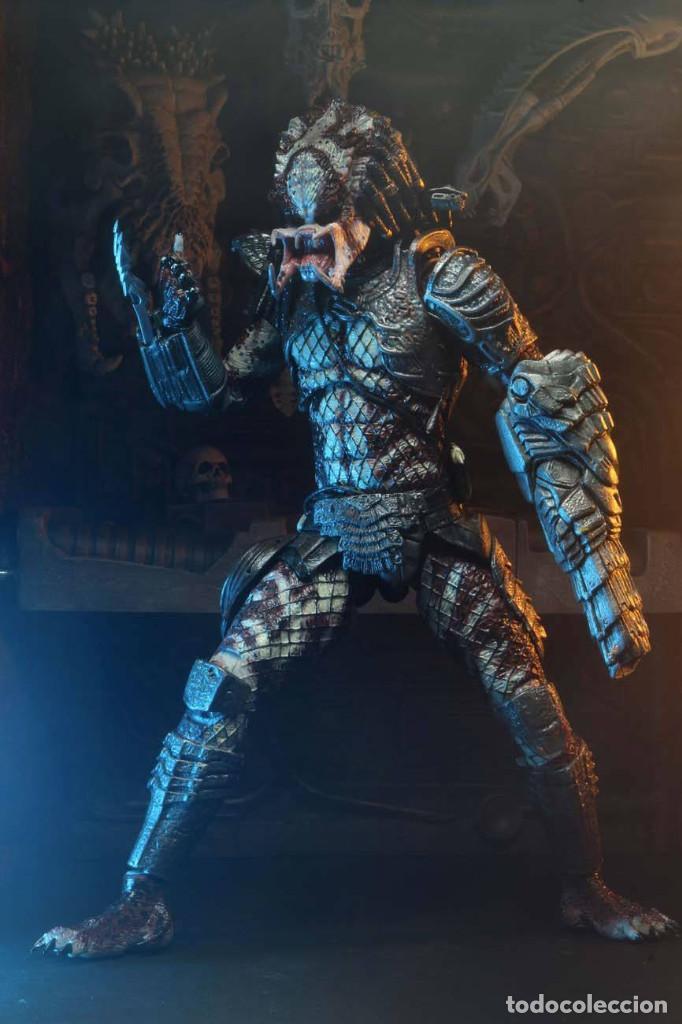 Figuras de acción: Figura Ultimate Guardian Predator 20 cm - Predator 2 - Neca - Foto 10 - 268621254
