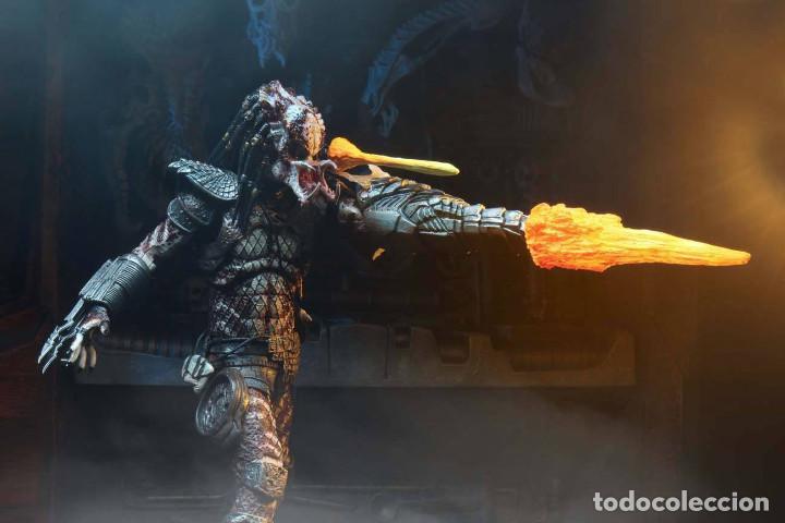 Figuras de acción: Figura Ultimate Guardian Predator 20 cm - Predator 2 - Neca - Foto 11 - 268621254