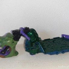 Figuras de acción: EXTREME DINOSAURS : ANTIGUA MOTO - DINO CHOPPER BATTLE CYCLE T-BONE - MATTEL AÑO 1997. Lote 269217033