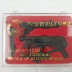 Figure di azione: TWILIGHT MAGIC WORKS MP-38 MP-40 MACHINE GUNS ESCALA 1/6. Lote 272253028