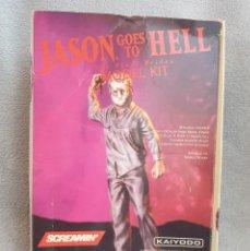 Figuras de acción: FIGURA JASON GOES TO HELL VIERNES 13 DE 1993 NUEVA SCREAMIN. Lote 275311093