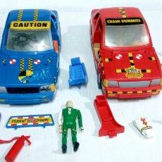 Figurines d'action: LOS INCREÍBLES CRASH ROBOTS - 1991 TYCO -. Lote 276439798