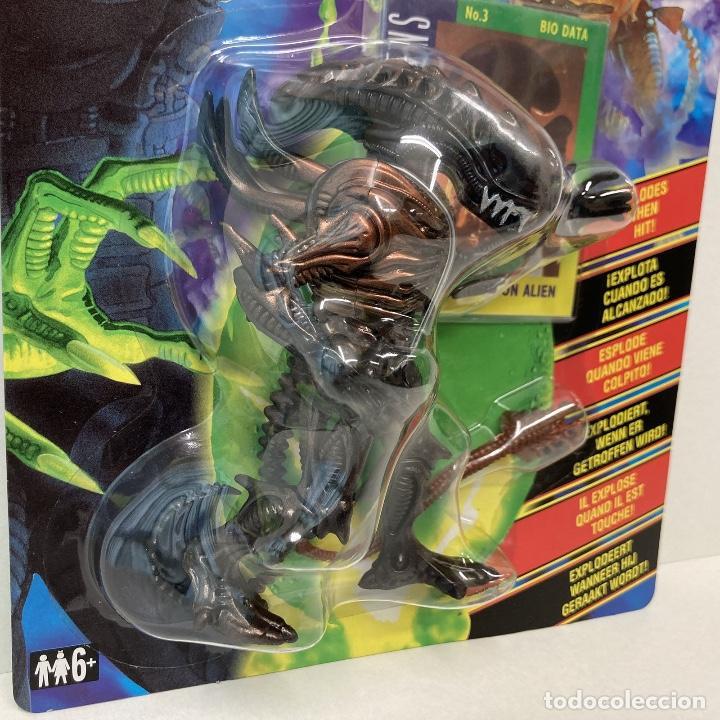 Figuras de acción: Kenner Aliens Scorpion Alien. Año 1.992. Nuevo. - Foto 3 - 276955313