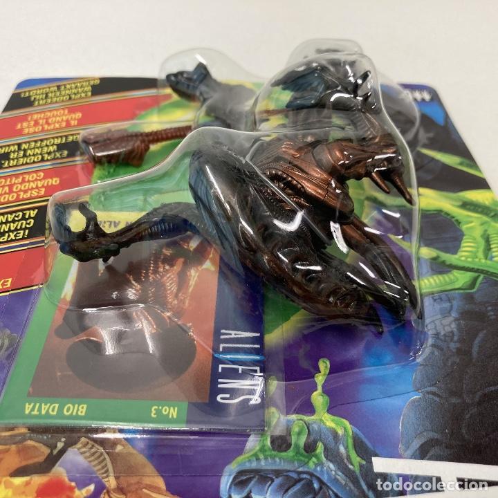 Figuras de acción: Kenner Aliens Scorpion Alien. Año 1.992. Nuevo. - Foto 6 - 276955313