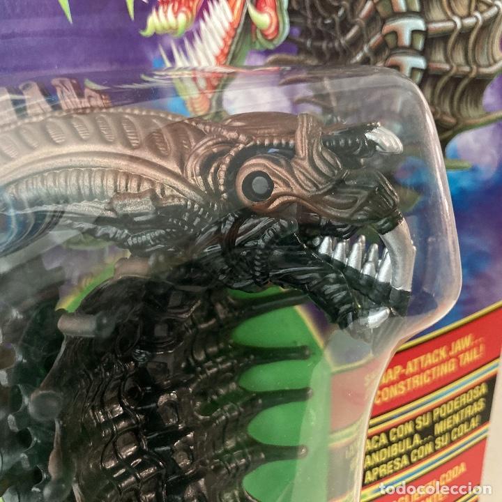 Figuras de acción: Kenner Aliens Snake Alien. Año 1.992. Nuevo. - Foto 2 - 276955798