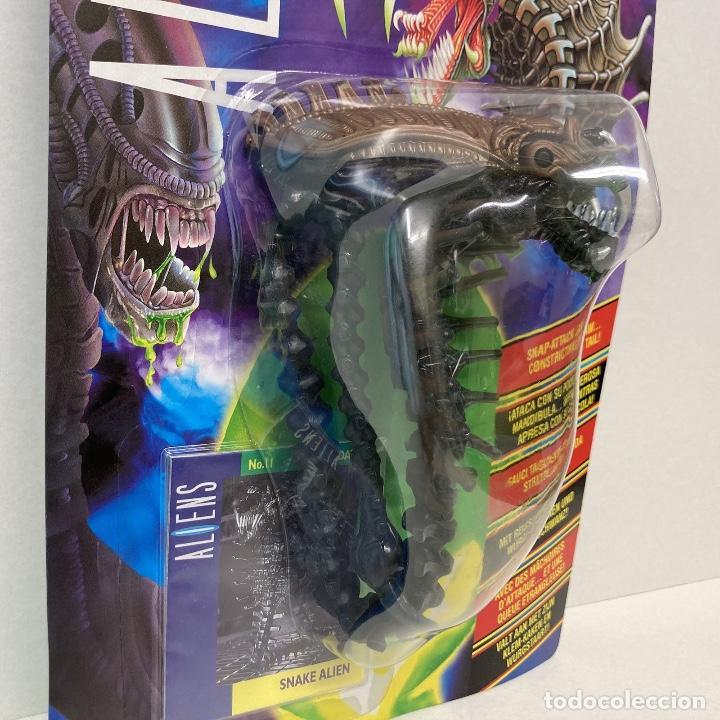 Figuras de acción: Kenner Aliens Snake Alien. Año 1.992. Nuevo. - Foto 3 - 276955798