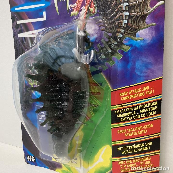 Figuras de acción: Kenner Aliens Snake Alien. Año 1.992. Nuevo. - Foto 4 - 276955798