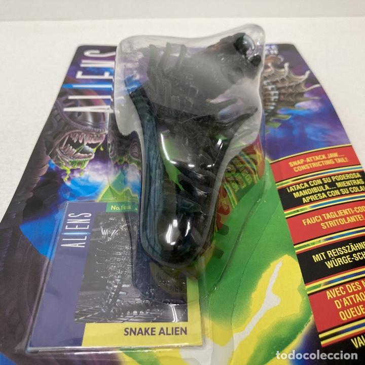 Figuras de acción: Kenner Aliens Snake Alien. Año 1.992. Nuevo. - Foto 5 - 276955798