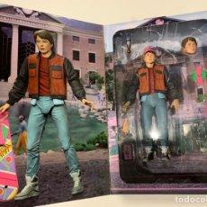 Figuras de acción: FIGURA MARTY MCFLY REGRESO AL FUTURO II NECA. Lote 278200148