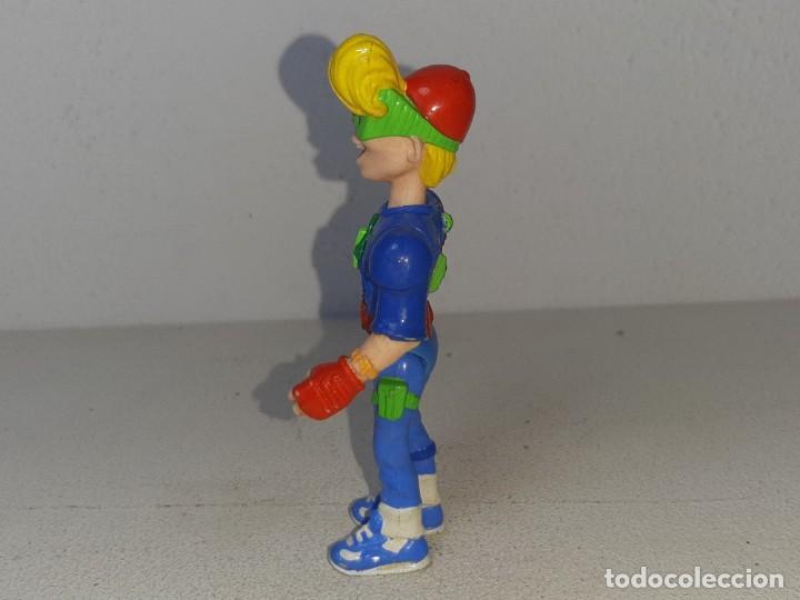 Figuras de acción: ANTIGUA FIGURA DE ACCION KIDS CLUB KID VID BOY REGALO PROMOCIONAL DE BURGUER KING AÑO 1990 - Foto 4 - 278278778