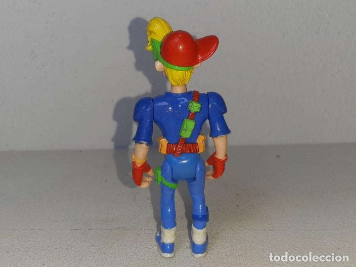 Figuras de acción: ANTIGUA FIGURA DE ACCION KIDS CLUB KID VID BOY REGALO PROMOCIONAL DE BURGUER KING AÑO 1990 - Foto 5 - 278278778