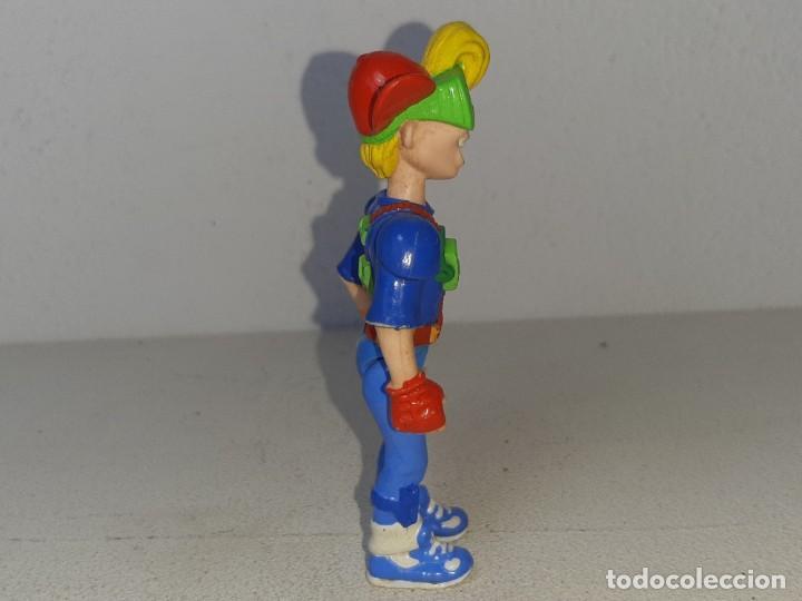 Figuras de acción: ANTIGUA FIGURA DE ACCION KIDS CLUB KID VID BOY REGALO PROMOCIONAL DE BURGUER KING AÑO 1990 - Foto 6 - 278278778