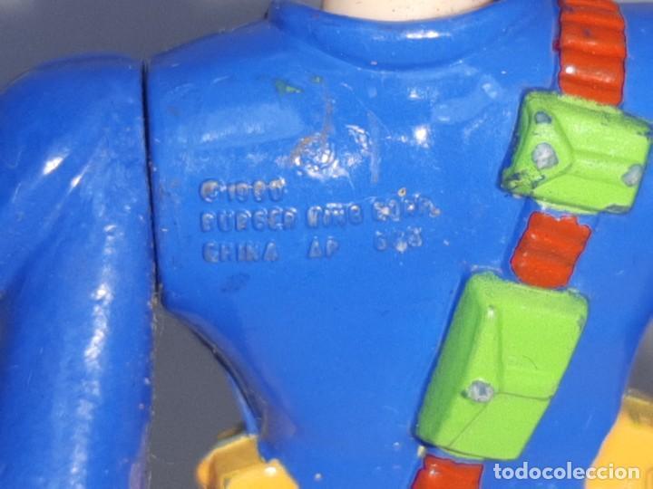 Figuras de acción: ANTIGUA FIGURA DE ACCION KIDS CLUB KID VID BOY REGALO PROMOCIONAL DE BURGUER KING AÑO 1990 - Foto 7 - 278278778