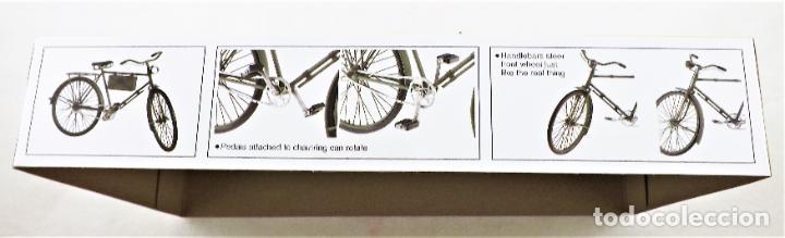 Figuras de acción: Dragon Models 1/6 German Bicycle (Bicicleta alemana) - Foto 5 - 278344323