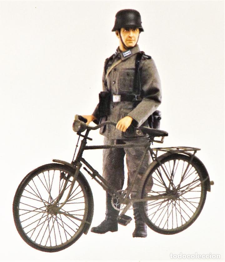 DRAGON MODELS 1/6 GERMAN BICYCLE (BICICLETA ALEMANA) (Juguetes - Figuras de Acción - Otras Figuras de Acción)
