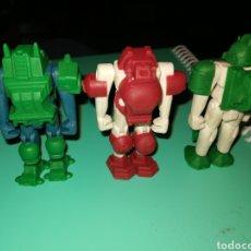 Figuras de acción: ROBOTS PLASTICO 7 CM. Lote 283650523