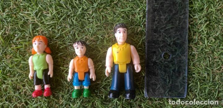 Figuras de acción: 3 Figuras de Fisher Price Husky Helpers (Leer) - Foto 12 - 285080368