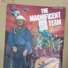 Figuras de acción: MUÑECO MAGNIFICENT TEAM. Lote 288224498