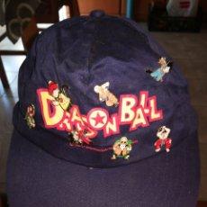 Figuras de acción: GORRA DRAGON BALL Z CON 7 PINS. Lote 288370428