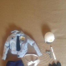 Figuras de acción: ADVENTUREMAN DYNAMAN ESCALA 1/6 POLICIA CARRETERAS. COMPATIBLE CON GEYPERMAN, ACTION MAN... AÑOS 70. Lote 288681283