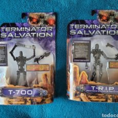 Figuras de acción: TERMINATOR SALVATION FIGURAS T-700 Y T-R.I.P.. Lote 289001263