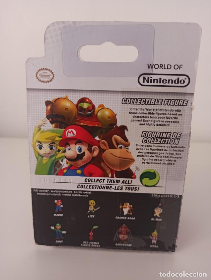 Figuras de acción: Figura Zelda World of Nintendo - Foto 2 - 293596088