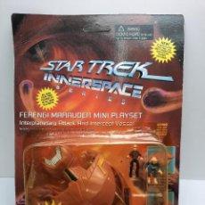 Figuras de acción: STAR TREK INNERSPACE SERIES FERENGI MARAUDER NAVE TIPO MICROMACHINES STAR WARS. Lote 294823578