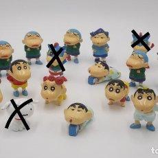 Figuras de acción: COLECCION SHIN-CHAN FIGURITAS VER FOTO. Lote 295940338