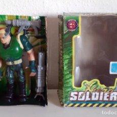Figuras de acción: FIGURA ACCION SOLDADO SOLDIERY BATTLE ZONE COLOR BABY. Lote 296023903