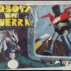 Figuras de acción: SOBRE MONTAPLEX MONTAMAN ROBOTS EN GUERRA. Lote 296900348