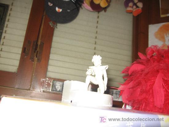 Figuas y Muñecos Caballeros del Zodiaco: SAINT SEIYA CABALLEROS DEL ZODIACO FIGURA DE SEIYA EN COLOR PIEDRA BLUE DREAM - Foto 4 - 20412324
