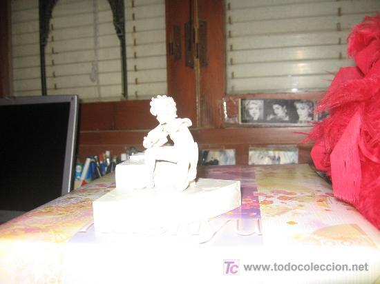 Figuas y Muñecos Caballeros del Zodiaco: SAINT SEIYA CABALLEROS DEL ZODIACO FIGURA DE SEIYA EN COLOR PIEDRA BLUE DREAM - Foto 2 - 20412324