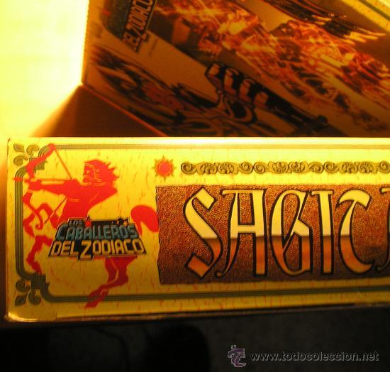 Figuas y Muñecos Caballeros del Zodiaco: CABALLERO DE SAGITARIO 1987 - Foto 11 - 124396124