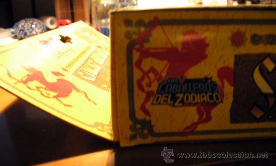 Figuas y Muñecos Caballeros del Zodiaco: CABALLERO DE SAGITARIO 1987 - Foto 15 - 124396124