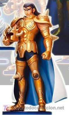 SAINT SEIYA CABALLEROS DEL ZODIACO CHEVALIERS DELLO ZODIACO ZODIAC TAURO VPA (Juguetes - Figuras de Acción - Caballeros del Zodiaco)