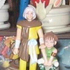 Figuas y Muñecos Caballeros del Zodiaco: SAINT SEIYA CABALLEROS DEL ZODIACO CHESS AJEDREZ CAMUS ARIES FIGURA SECRETA. Lote 12226701