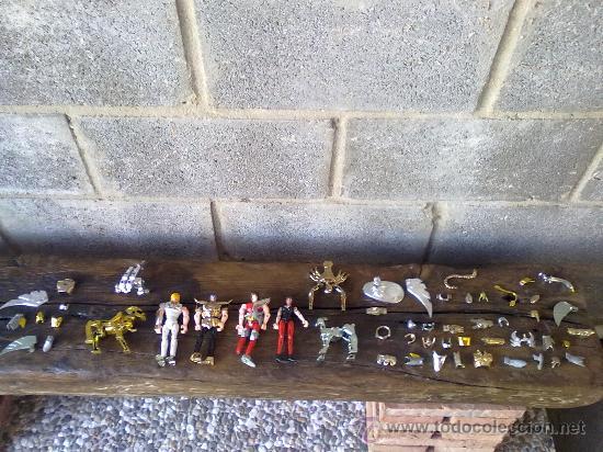 LOTE CABALLEROS DEL ZODIACO (Juguetes - Figuras de Acción - Caballeros del Zodiaco)