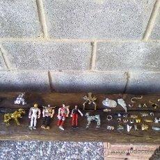 Figuas y Muñecos Caballeros del Zodiaco: LOTE CABALLEROS DEL ZODIACO. Lote 29174818