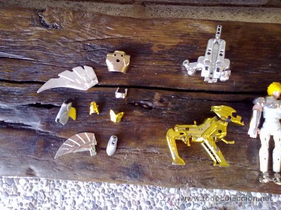 Figuas y Muñecos Caballeros del Zodiaco: lote caballeros del zodiaco - Foto 5 - 29174818